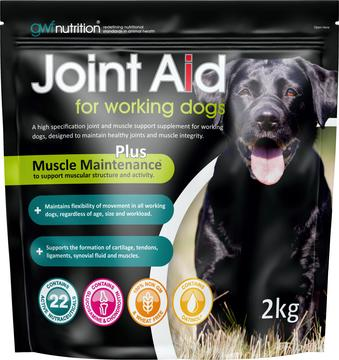 GWF Joint Aid + Muscle Maintenance for Working Dogs