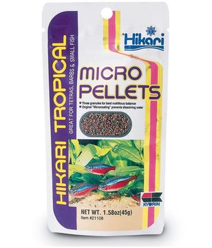 Hikari Micro Coated Pellets Fish Food