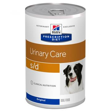 Hill's Prescription Diet s/d Urinary Care Original Canned Dog Food