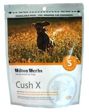 Hilton Herbs Cush X for Dogs