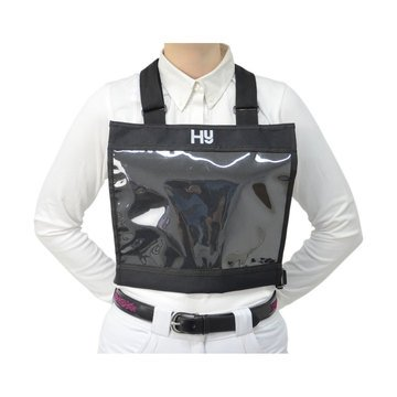 Hy Competition Number Bib