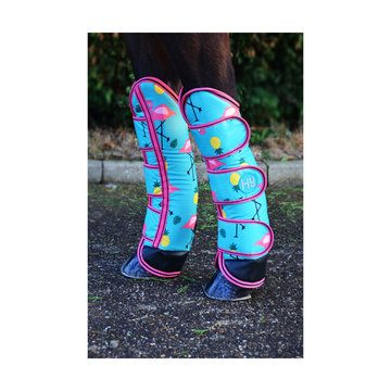 Hy Flamingo Travel Boots