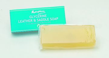 Hydrophane Glycerine Leather & Saddle Soap