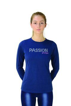 HyFASHION Passion to Ride Long Sleeve T-Shirt