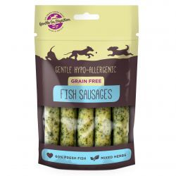 James Williams Hypoallergenic Grain Free Fish Sausages