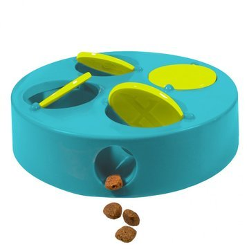 iQuties Active Training Treat Dispenser for Dogs