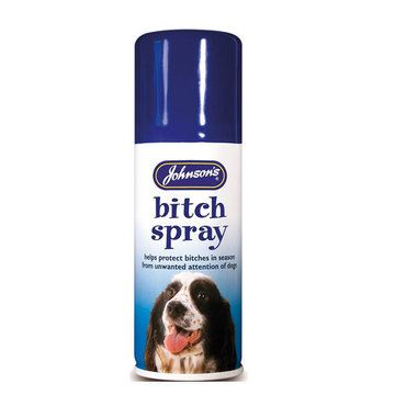 Johnson's Bitch Spray for Dogs