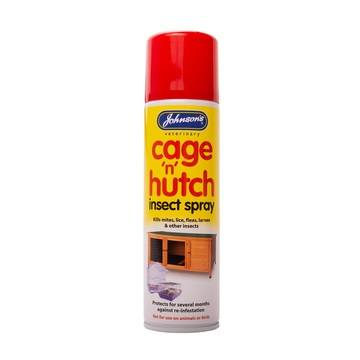 Johnson's Veterinary Cage 'n' Hutch Insect Spray