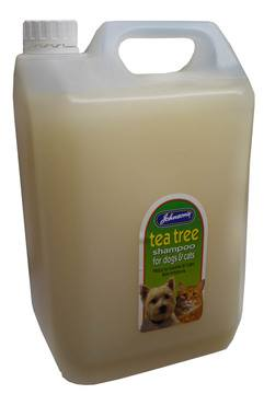 Johnson's Tea Tree Shampoo