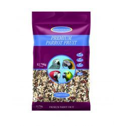 Johnston & Jeff Premium Parrot Fruit Food