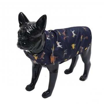 Joules Water Resistant Raincoat Its Raining Dogs Print