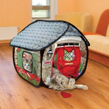 KONG Play Spaces Bungalow for Cats