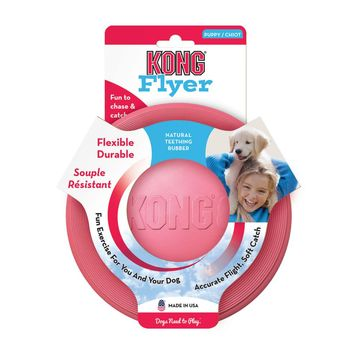 KONG Puppy Flyer Toy