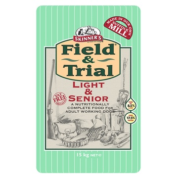 Skinner's Field & Trial Light & Senior Dog Food