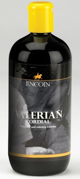 Lincoln Calming Supplement Valerian Cordial