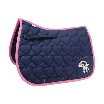 Little Unicorn Saddle Pad by Little Rider