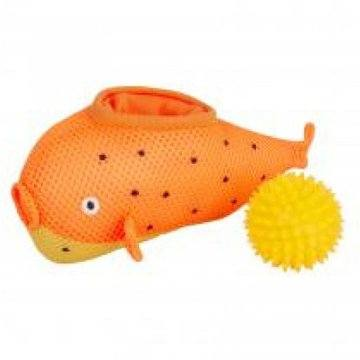 Ministry Of Pets Pablo The Pufferfish 2in1 Toy