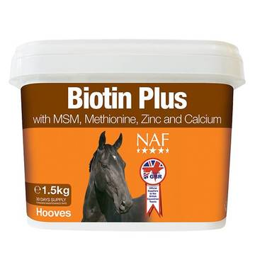 NAF Biotin Plus For Horses