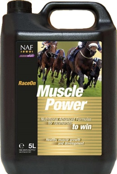 NAF RaceOn Muscle Power