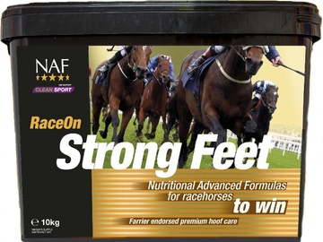 NAF RaceOn Strong Feet
