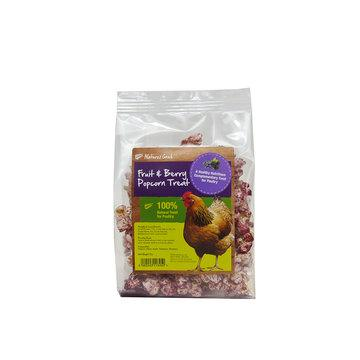 Nature's Grub Fruit & Berry Popcorn Poultry Treats