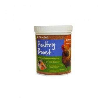 Natures Grub Poultry Boost Pelleted Herbal Tonic