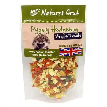 Natures Grub Pygmy Hedgehog Veggie Treat