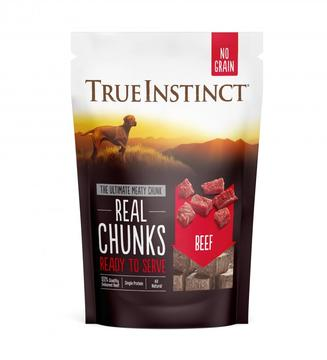 Natures Menu True Instinct Real Meat Chunks