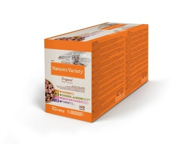 Nature's Variety Original Multipack Pouches for Adult Cats
