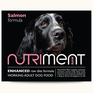 Nutriment Raw Complete Adult Formula