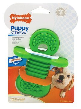 Nylabone Puppy Rhino Teether
