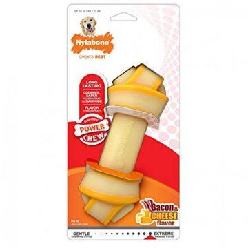 Nylabone Rawhide Alternative Knot Bone