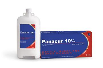 Panacur 10% Suspension