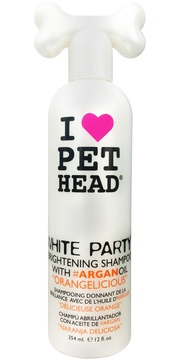 Pet Head White Party Shampoo for Dogs
