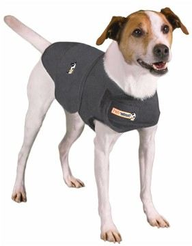 ThunderShirt for Dogs Classic Grey