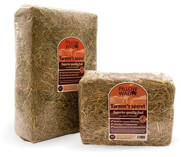 Pillow Wad Farmer's Secret Hay Mix