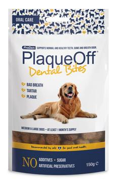 Plaque Off Dental Bites for Dogs & Cats