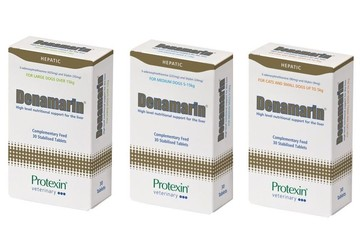 Protexin Denamarin Liver Supplement for Dogs & Cats