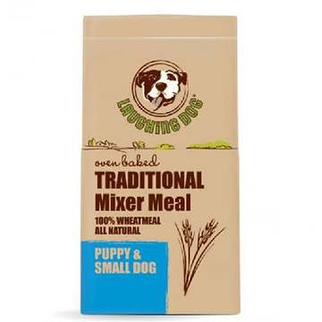 Laughing Dog Puppy & Small Dog Mixer Meal