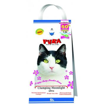 Pura Ultra Baby Powder Scented Cat Litter