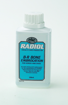 Radiol B-R Bone Embrocation for Horses