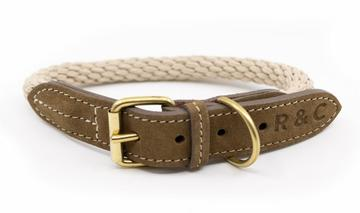 Ralph & Co Dog Collar Braided Rope