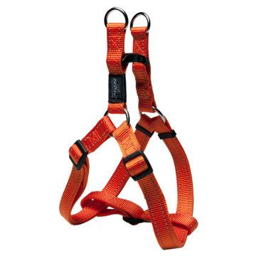 Rogz Snake Reflective Nylon Harness