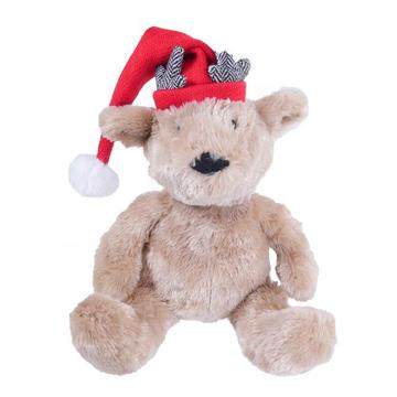 Rosewood Cupid & Comet Christmas Albear Dog Toy