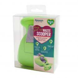 Rosewood Easy Pick Up Waste Scooper