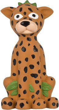 Rosewood Go Wild Latex Jaguar Dog Toy