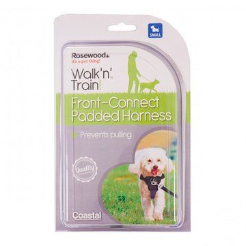 Rosewood Training Front-connect Padded Dog Harness