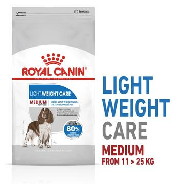 ROYAL CANIN® Medium Light Weight Care Adult Dog Food