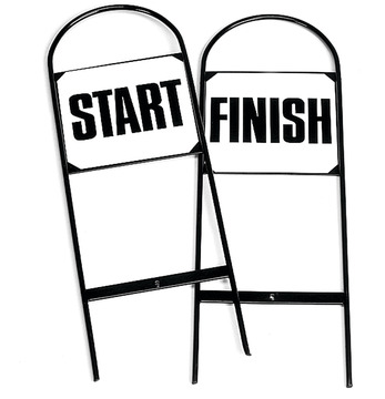 S70M Start & Finish Markers