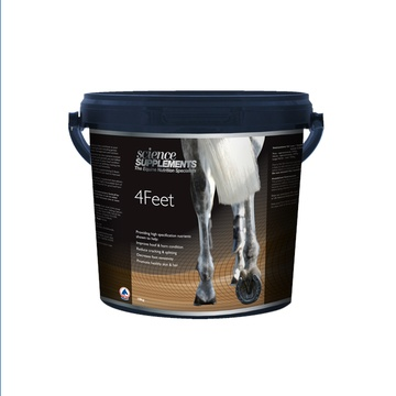 Science Supplements 4Feet Hoof Supplement for Horses